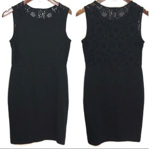 H&M Bodycon dress with Lace Cut-out